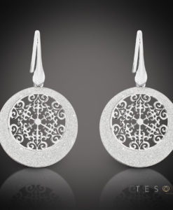 Tesoro Silver Earrings