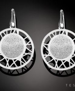 Tesoro Silver Earring 1278.925E