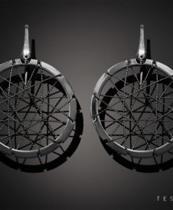 Tesoro Silver Earring 1239.925E