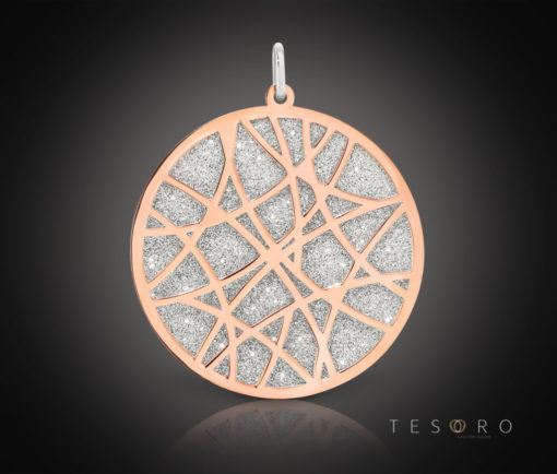 Labro Tesoro Silver Pendant
