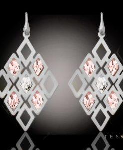 SELLANO Silver Dangle Earrings