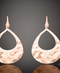 ALBA Silver Dangle Earrings