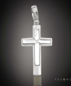 18 Carat TRABIA Gold Cross