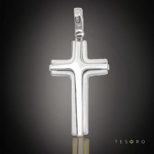 18 Carat ESPERIA Gold Cross