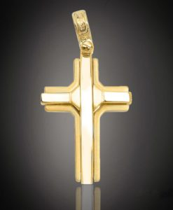 18 Carat GARDA Gold Cross