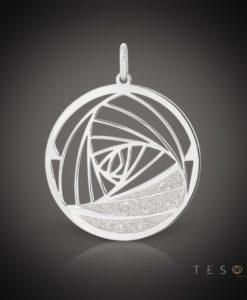 VOCCA Silver Pendant