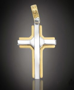 9 Carat GABY Gold Cross