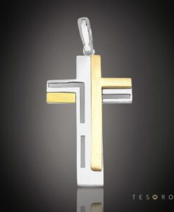18 Carat BAROLO Gold Cross