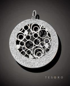 Tesoro Martano Silver Pendant