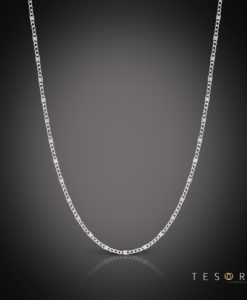 Tesoro Valentino White Gold Chain