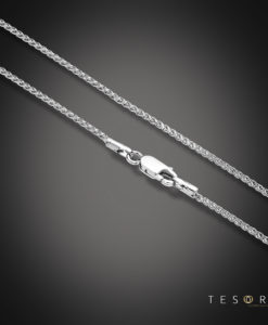 Desio White Gold Chain