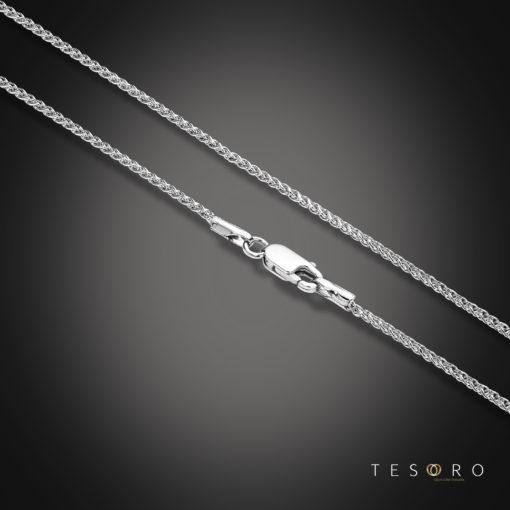 Desio White Gold Chain