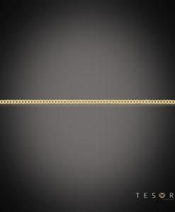 Tesoro Maggio 1.4mm Curb Link Chain