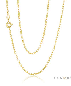 Tesoro Susa Elongated Cable Chain