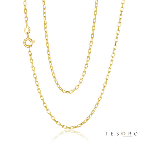 Tesoro Susa Elongated Cable Chain