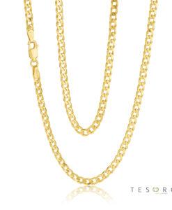 Grumetta Rada 4m Open 6 Sided Curb Chain, 55cm
