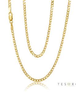 Grumetta Rada 2.4m Open 6 Sided Curb Chain, 50cm