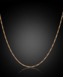 040KD056 Dante 3+1 2 Sided Figaro Link 1.55m, 50cm.