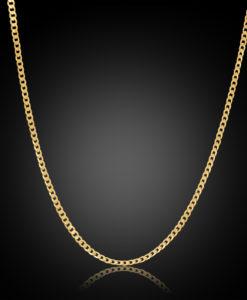 70HKI445 Grumetta Rada 2.8m Open 6 Sided Curb Chain, 50cm